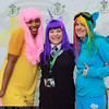 Fluttershy, Twilight Sparkle, and Rainbow Dash