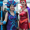 Evil-Lyn and Catra