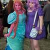 Princess Bubblegum and Lumpy Space Princess
