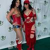 Wonder Woman and Elektra