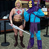 He-Man and Skeletor