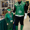 Green Lantern and Guy Gardner
