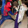 Spider-Man and Lizard