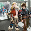 Astrid Hofferson and Hiccup Horrendous Haddock III