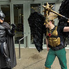Batman and Hawkman