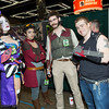 Mad Moxxi, Patricia Tannis, Sir Hammerlock, and Brick