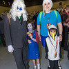 Ice King, Marceline, Fionna, and Gunter