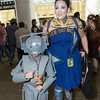 Cyberman and TARDIS