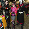 Baroness, Zarana, and Destro