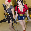Black Canary and Wonder Woman