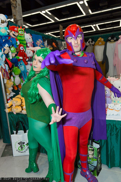 Polaris and Magneto