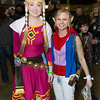 Princess Zelda and Tetra