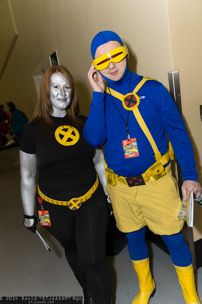 Colossus and Cyclops