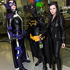 Huntress, Batgirl, and Catwoman
