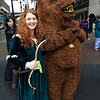 Merida and Bear