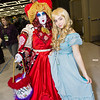 Red Queen and Alice