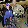 Hit-Girl and Colonel Stars and Stripes