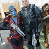 Samara and Commander Shepard