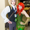 Jareth and Poison Ivy