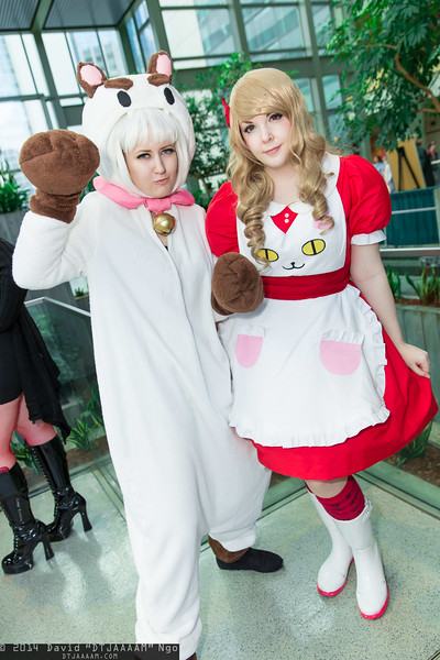 PuppyCat and Bee