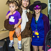 Gosalyn Mallard, Launchpad McQuack, and Darkwing Duck