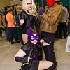 Black Canary, Huntress, and Red Hood