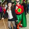 Zatanna and Green Lantern
