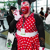 Zombie Minnie Mouse