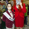 Mayor of Townsville and Ms. Sara Bellum