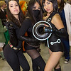 Catwoman, Garrett, and Quorra