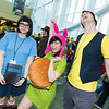 Tina Belcher, Louise Belcher, and Jimmy Pesto, Jr.