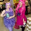 Lumpy Space Princess and Princess Bubblegum