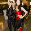 Catwoman and Wonder Woman