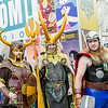 Asgardian, Loki, and Thor