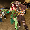 Poison Ivy and Scarecrow
