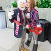 Howard the Duck and Beverly Switzler