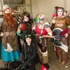Stoick the Vast, Hiccup Horrendous Haddock III, Toothless, Astrid Hofferson, and Valka