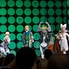 Princess Zelda, Sheik, Link, Midna, Majora, Cia, and Lana