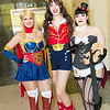 Supergirl, Wonder Woman, and Zatanna