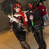 Batwoman and Red Hood