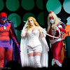 Magneto, Emma Frost, and Omega Red