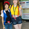Ash Ketchum and Misty