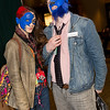 Mystique and Beast