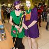 Riddler and Joker