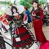 Red Queen and Regina Mills