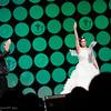 Caesar Flickerman and Katniss Everdeen