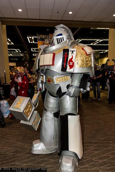 Grey Knights Captain