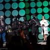 Zombie, Umbrella Troopers, and Umbrella Scientist