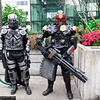 Dr. Doom and Judge Dredd