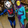 Hordak and Skeletor